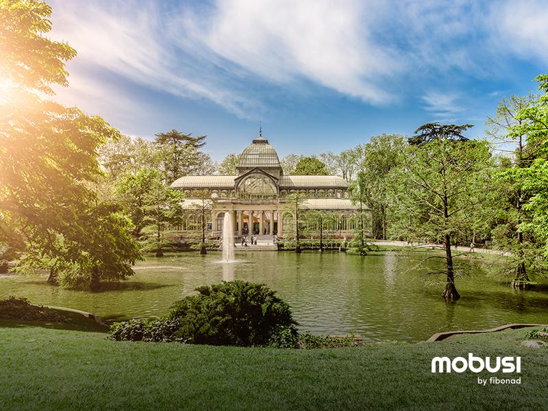 Retiro Park Mobusi